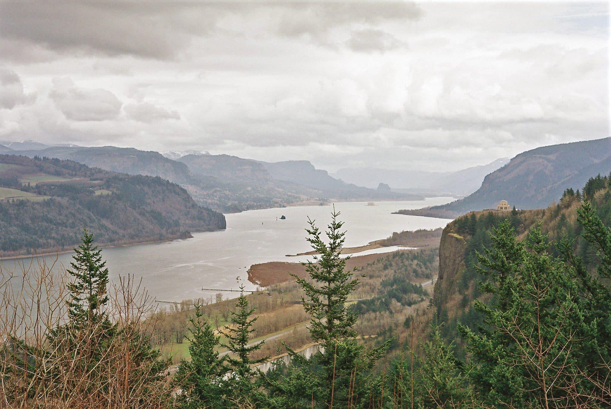 Oregon, Historic Columbia River Highway