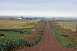 North Dakota, Old Red/Old Ten Scenic Byway