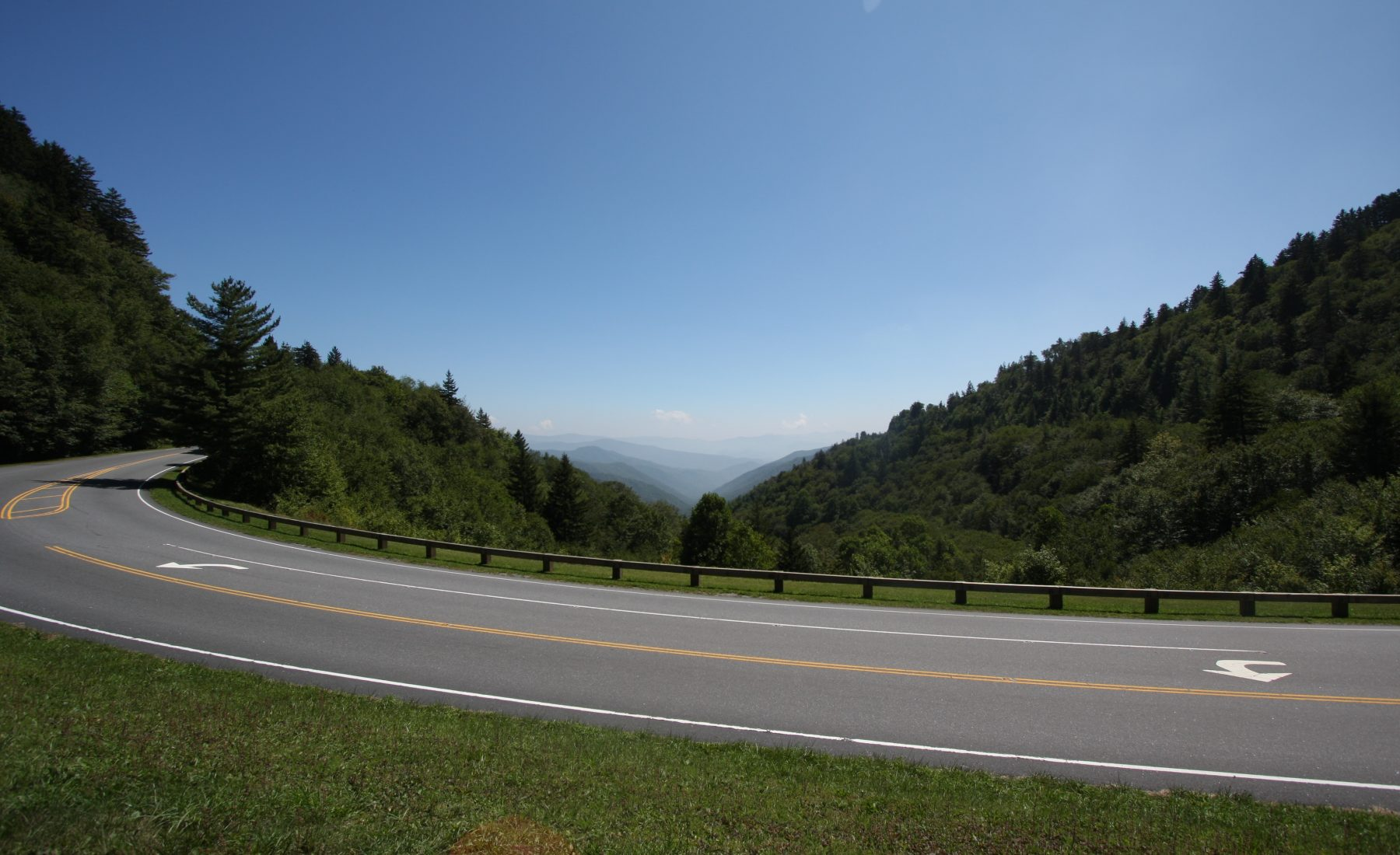 Great Smoky Mountains: Cherokee to Gatlinburg