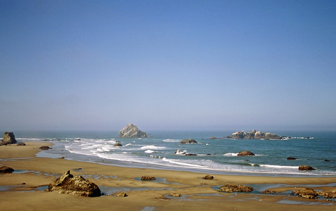 Oregon Coast Highway: Southern section