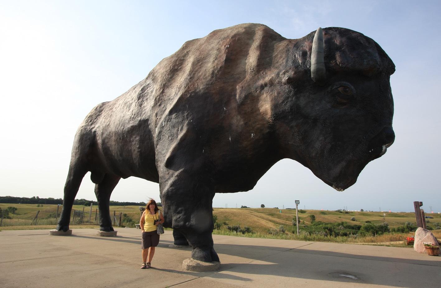 North Dakota, Fargo to Jamestown