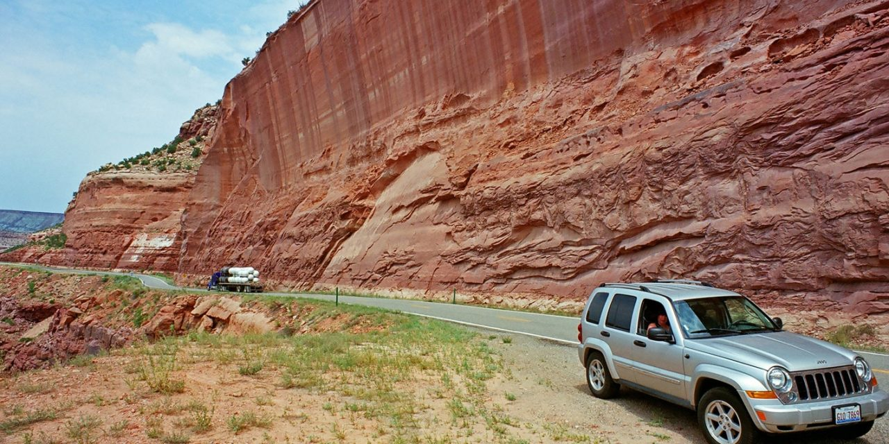 Colorado: Unaweep-Tabeguache Scenic Byway