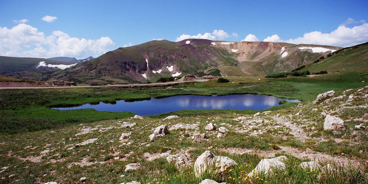 Colorado road trip via Rocky Mountain NP
