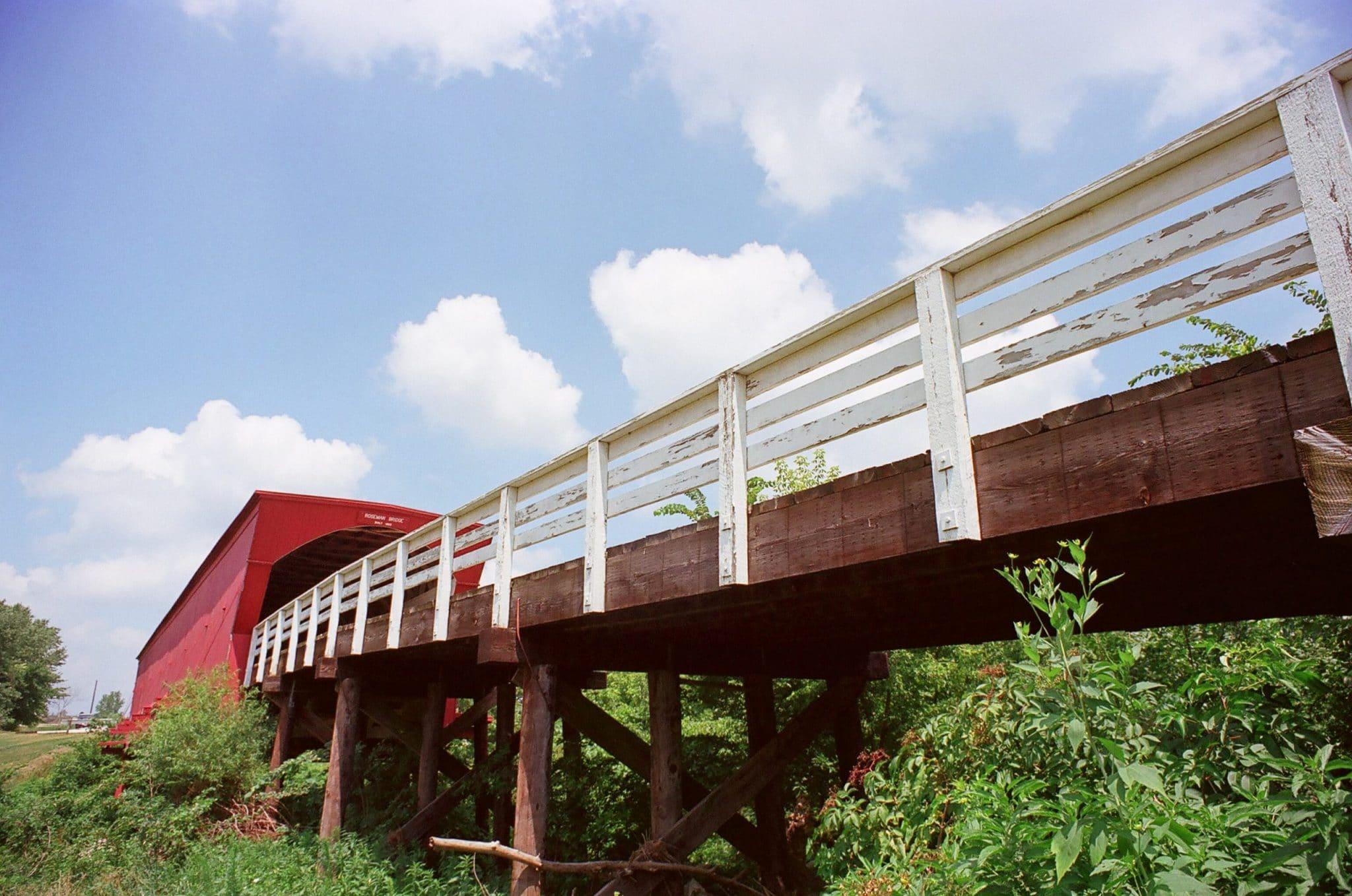 Iowa road trip: Bridges of Madison County