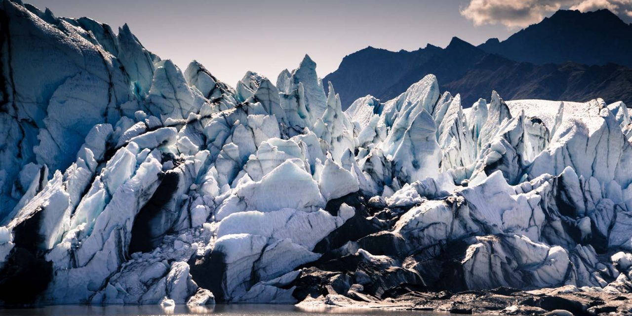 Alaska Day 3: Matanuska Glacier to Talkeetna