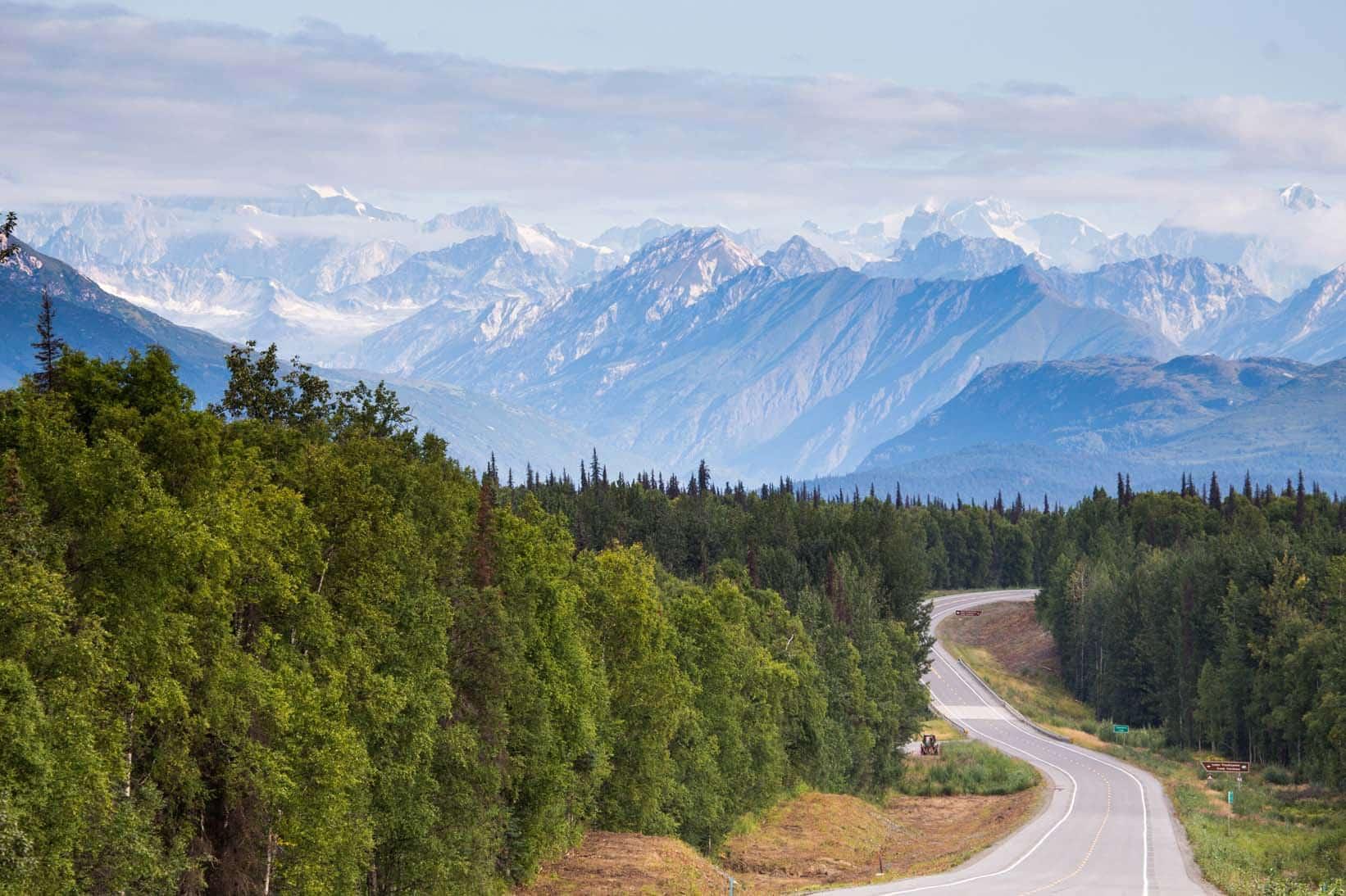 Alaska Day 5: Talkeetna to Denali National Park