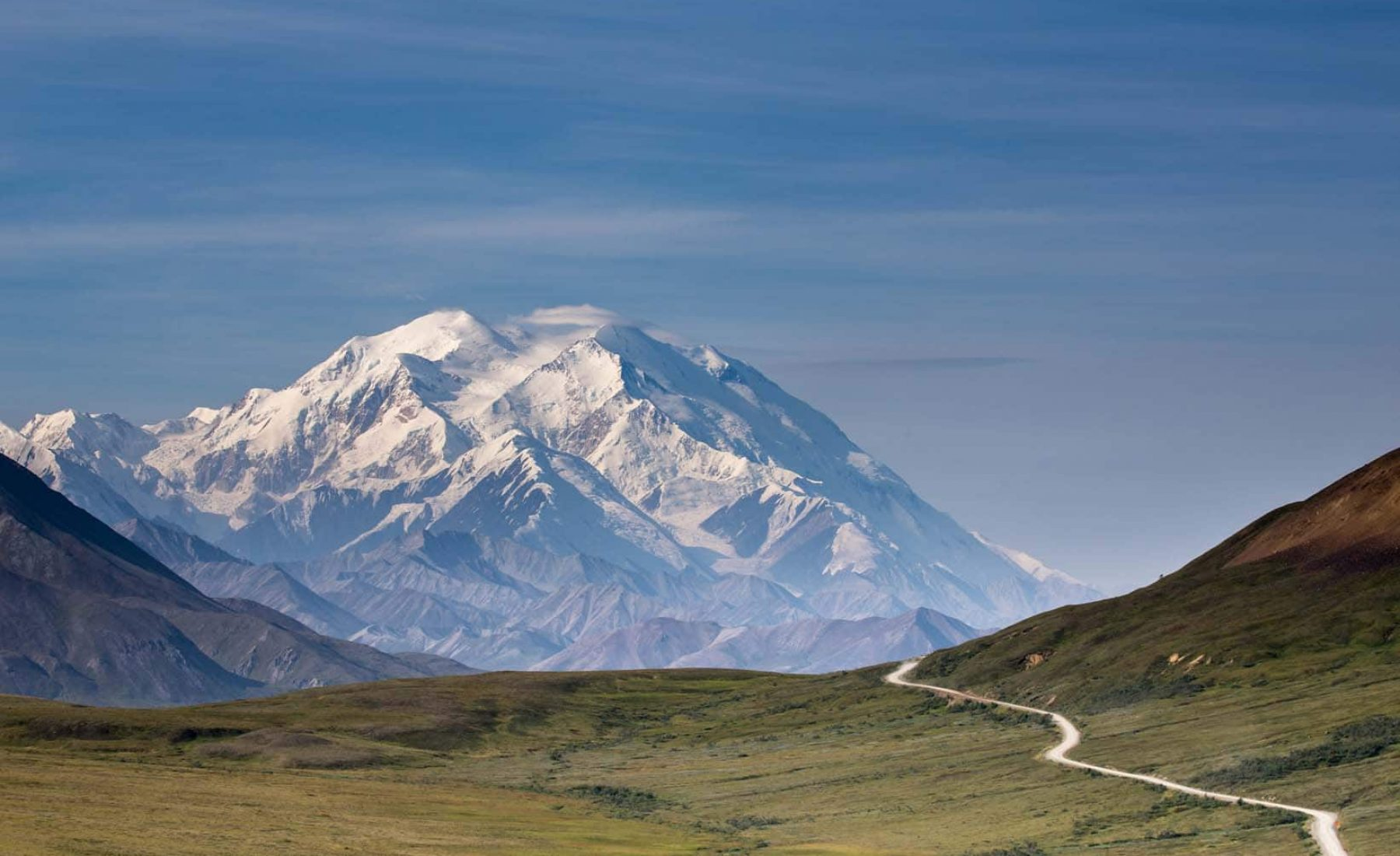 Alaska Day 6: Denali Backcountry Adventure