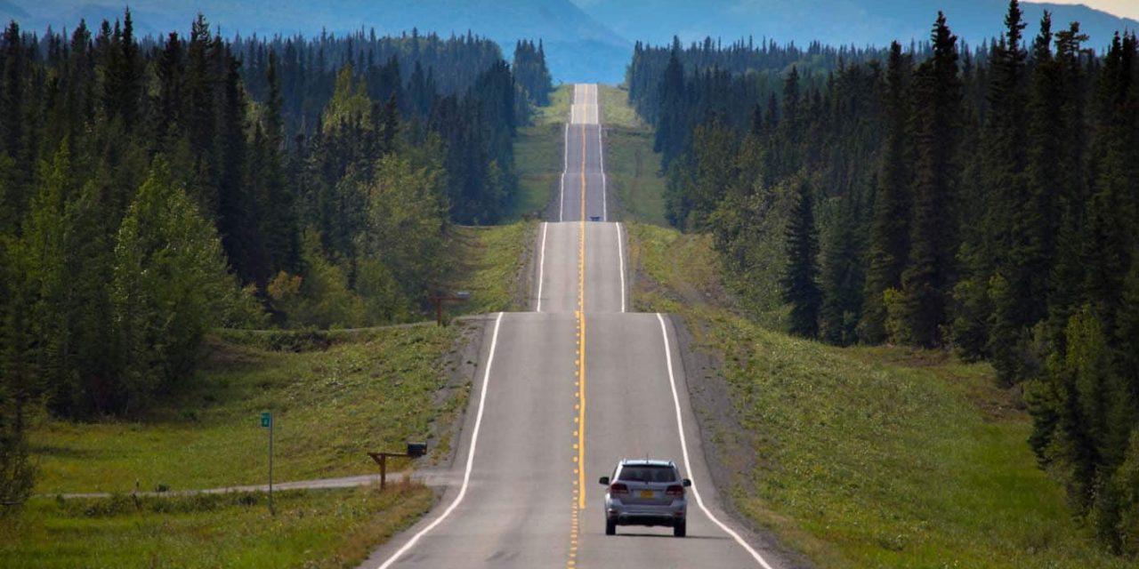 Alaska Day 10: North Pole to Chitina