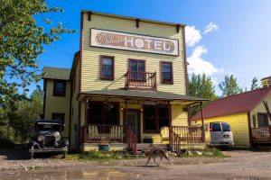 Alaska Day 11: McCarthy and the Kennecott Mine