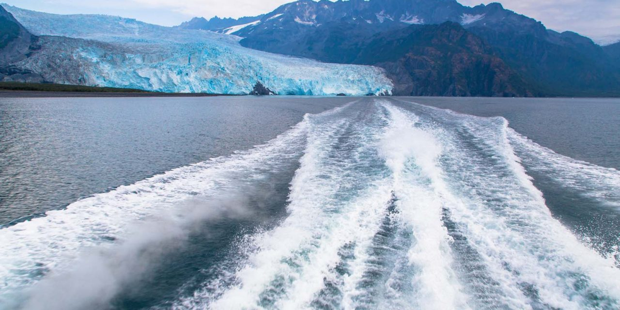Alaska Day 16: Kenai Fjords National Park Tour