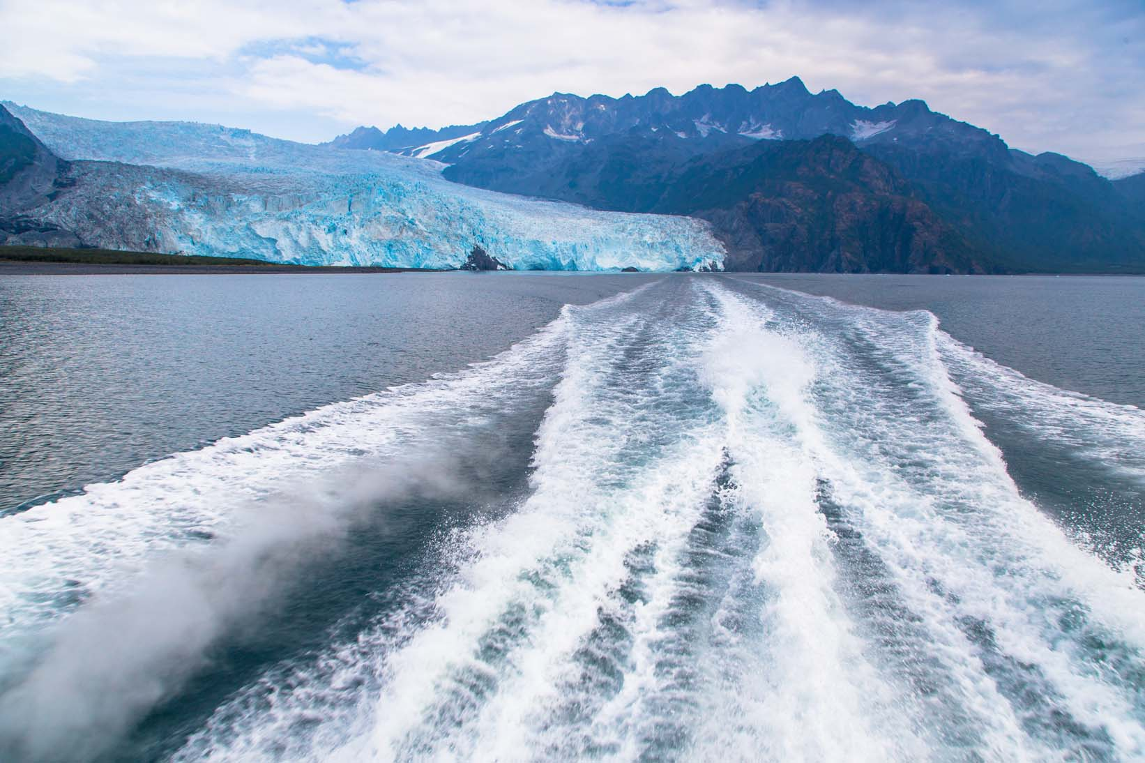 Alaska Day 16: Kenai Fjords National Park Tour