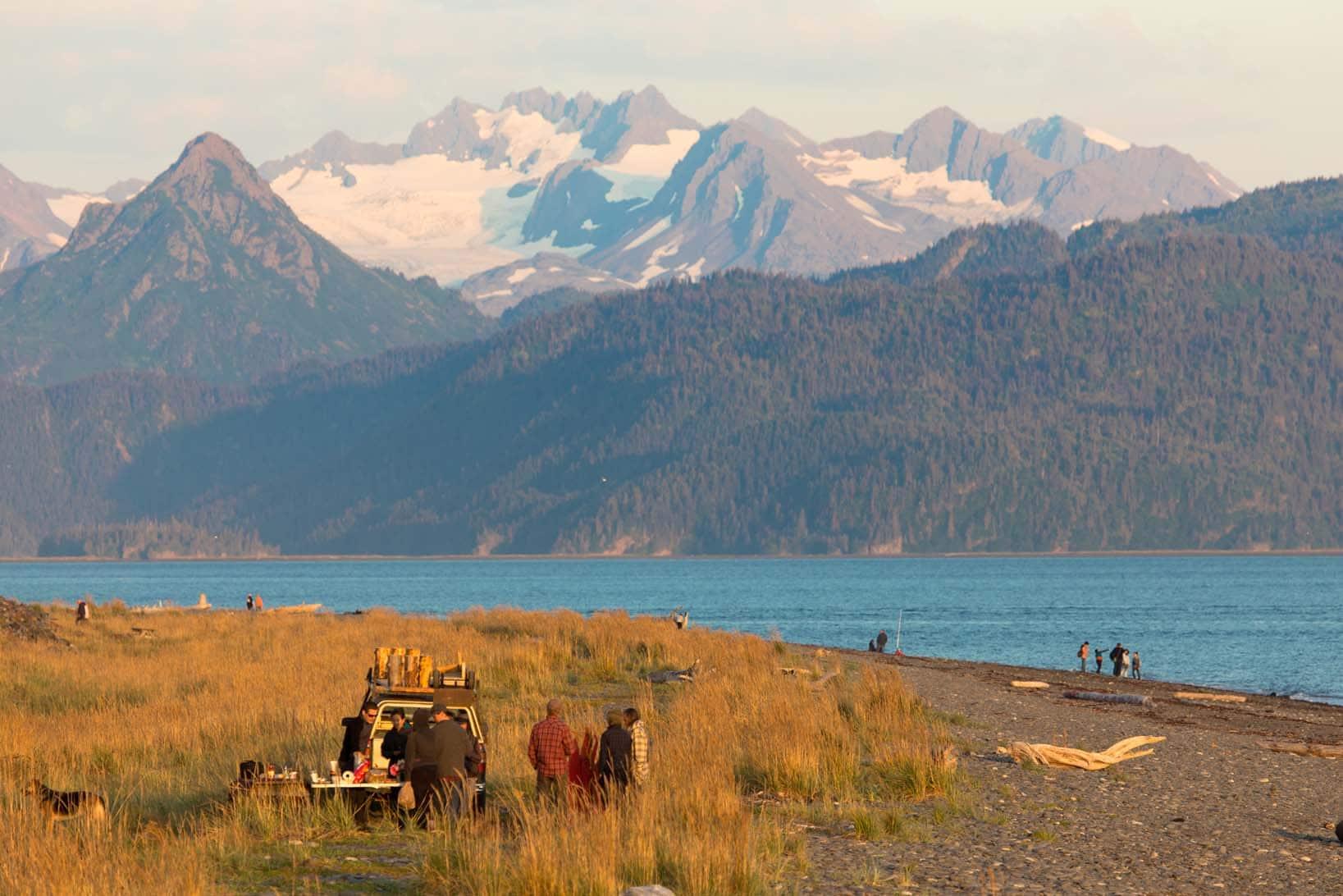 Alaska Day 19: Doing Nothing on Homer Spit